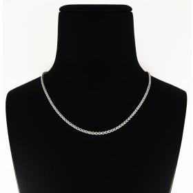 Collana in Argento 925 con pietre bianche